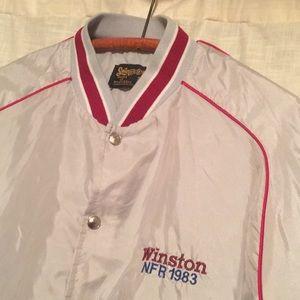 Vintage Winston NFR Jacket
